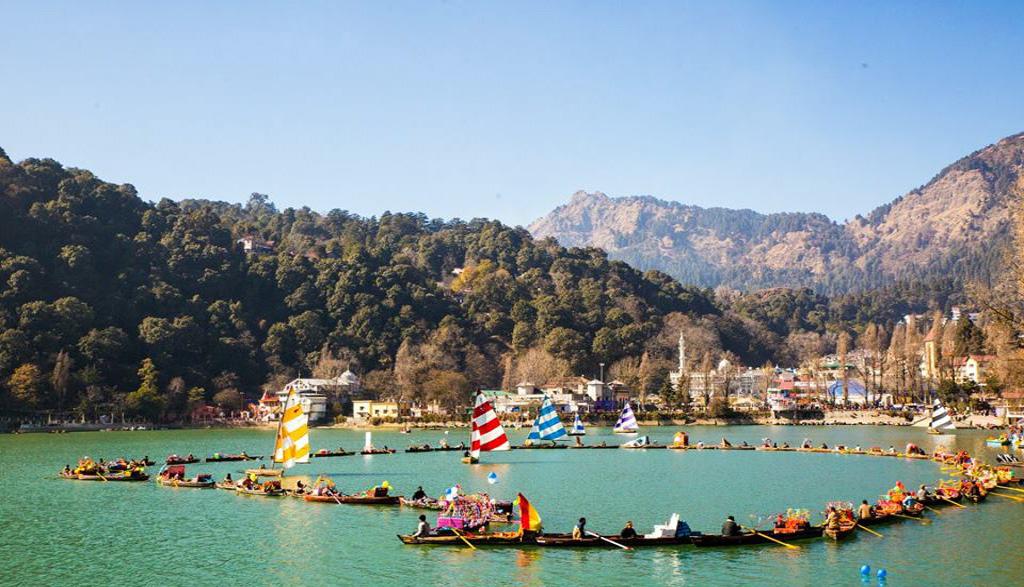 Haridwar To Nainital Tour Package